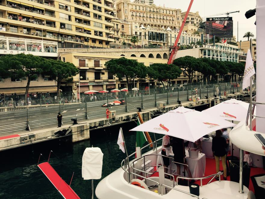 Monaco Grand Prix Yacht and Hotel Package